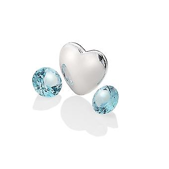 Anais Hot Diamonds Anais Sterling Silver December Charm AC032