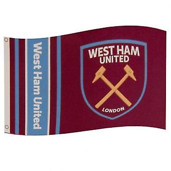 West Ham United Vlag WM