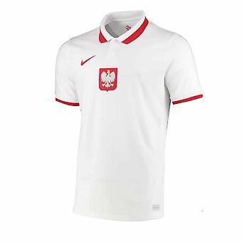 2020-2021 Puola Home Nike Jalkapallopaita