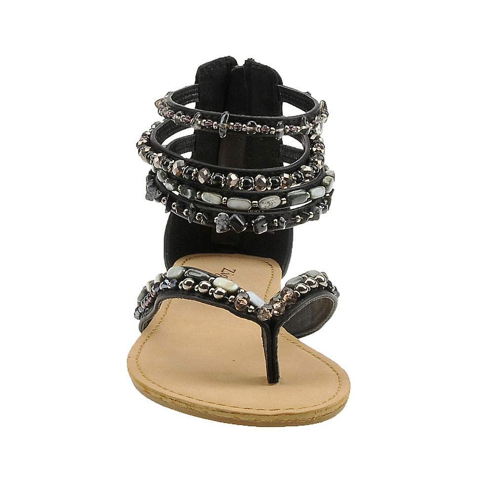 Zygi SOHO Talisa kvinner Sandal 10 B (M) US svart