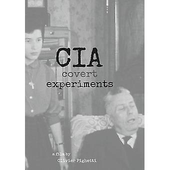 Cia Covert Experiments [DVD] USA import