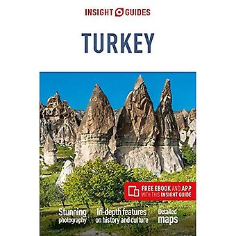 Insight Guides Turkey (Travel Guide with Free eBook) (Insight Guides)