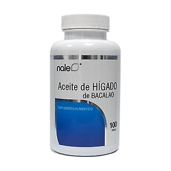 Cod Liver Oil and Vitamin A, E, D 100 softgels