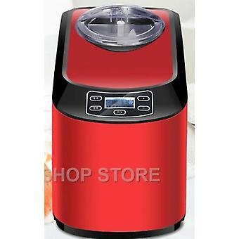 Full Automatic Mini Ice Cream Machine, Household Intelligent Maker