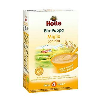Millet porridge with rice 4m + 250 g