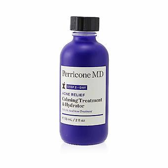 Tratamiento calmante para el alivio del acné y hidratante 257904 59ml/2oz