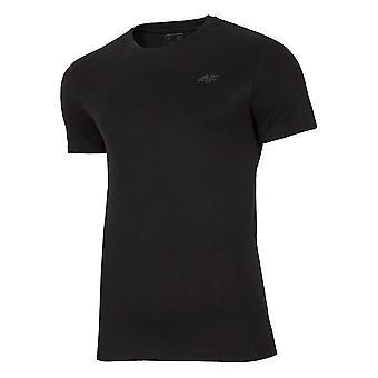 4F TSM300 NOSD4TSM30020S uniwersalna letnia koszulka męska