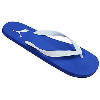 Puma First Flip Mens Thong Beach Casual Flip Flops Slip On Blue 360252 03 UA138