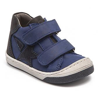 BELLAMY Double Velcro Short Boot