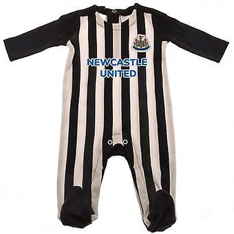 Newcastle United Sleepsuit 12-18 Months