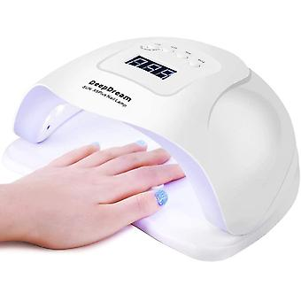 DeepDream UV LED Nail Lamp, 80W Fast Nail Dryer for Gel Polish, Professional Gel Lamp Machine