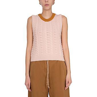 Baum Und Pferdgarten 21661c3764 Women's Beige Wool Vest