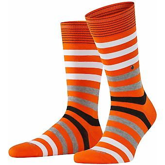 Burlington Blackpool Socks - Flash Orange