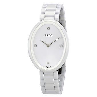 Rado Women's Esenza White Dial Watch - R53092712