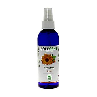 Organic Marigold floral water 200 ml of floral water