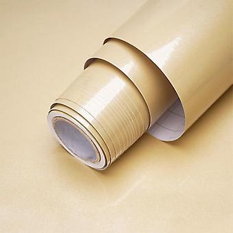 Vinyl Solid Color Meble Renowacja Naklejki - Wodoodporne Tapety