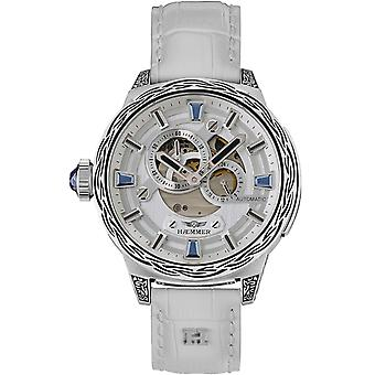 Mens Watch Haemmer RD-300-W, Automatic, 45mm, 10ATM
