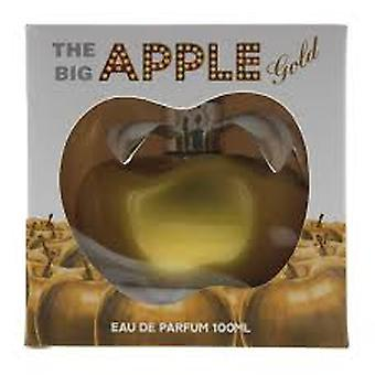 The Big Apple Gold Apple Eau de Parfum 100ml EDP Spray