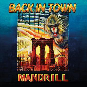 Mandrill - Back In Town [Vinyl] USA import
