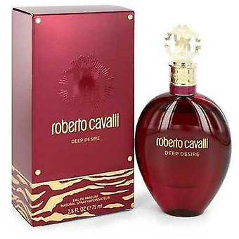 Roberto Cavalli Deep Desire By Roberto Cavalli Eau De Parfum Spray 2.5 Oz (women) V728-547333