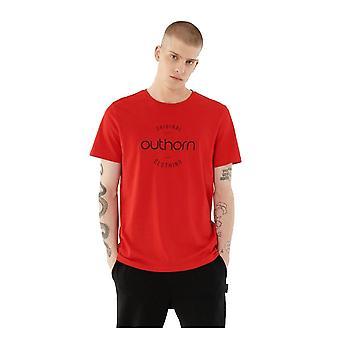 Outhorn TSM600A HOL21TSM600A62S universal  men t-shirt