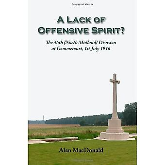 A Lack of Offensive Spirit?: The 46th