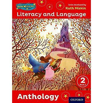 Lees Write Inc. Literacy Language Year 2 Anthology Book 2 door Ruth MiskinJaney PursgroveCharlotte Raby