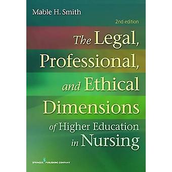 Den juridiska - professionella - och etiska dimensionerna av högre utbildning