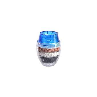 5 Layers Activated Carbon Water Purifier Kitchen Tap Filter