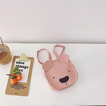 Cute Toddler Baby Messenger Printesa geanta de umăr