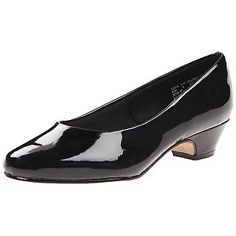Soft Style Womens Angel ll Leather Pointed Toe Classic Pumps