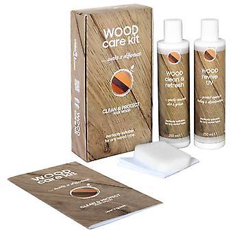 Wood Care Set CARE KIT 2 × 250 ml