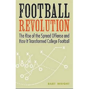 Voetbalrevolutie door Bart Wright
