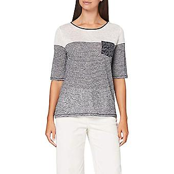 Paragraph CI 88.007.39.7400 T-Shirt, 02d3 Striped Blue, 44 Woman