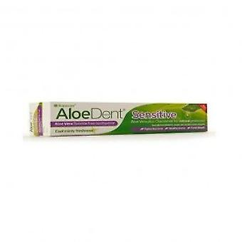 Aloe Dent - Sensitive Aloe Vera Toothpaste 100Ml  Fluoride Free