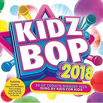 Kidzbop 2018 CD
