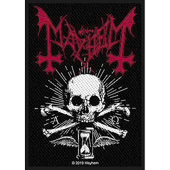 Mayhem - Alpha Omega Daemon Standard Patch