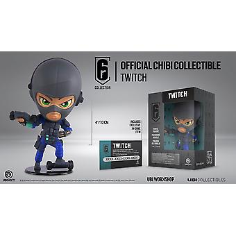 Twitch (Six Collection) Chibi UbiCollectibles Figure