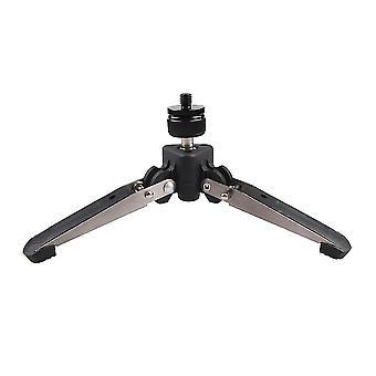 """Universele drie voet steunstandaard monopod basis voor statiefkop dslr camera's 3/8"""" schroef"""