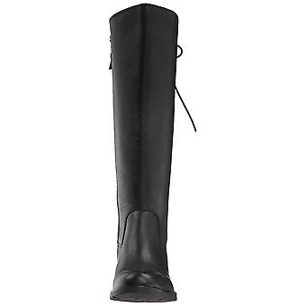 Sofft Womens Sharnell II Leather Round Toe Knee High Fashion Boots