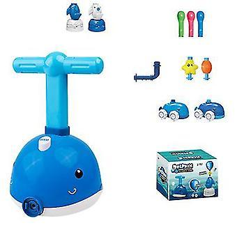 Ballonstarter og Powered Bil Legetøj Set Dolphin Aerodynamic Cars Party Supplies