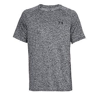 Under Armour Tech 2.0 Mens Short Sleeve Training T-Shirt Tee Noir
