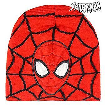 Hat Spiderman Red