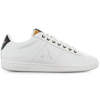 Le Coq Sportif Master Court Denim - Men's Shoes White 2110531 Sneakers Sports Shoes