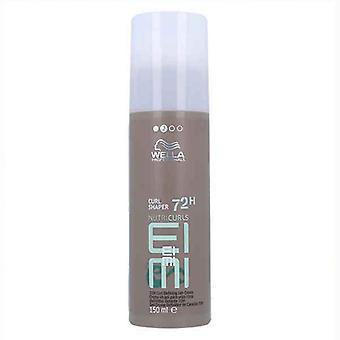 Creme de fixação flexível Eimi Nutri Curl Shaper Wella 150 ml
