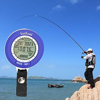 Multi-function Lcd Digital Outdoor Fishing Barometer Altimeter Thermometer