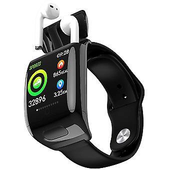 Chronus Smart Watch TWS Langaton Bluetooth-musiikin ohjaus