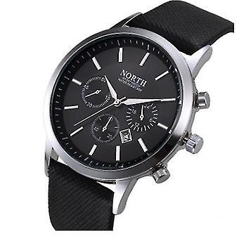 High Quality Sports Quartz Watch(Black)