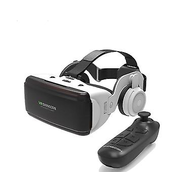 Vrshinecon G06 Vr Headset For Phone Virtual Reality Goggles(G06E B03)