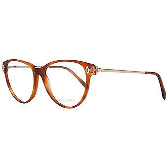 Brown women optical frames awo34311